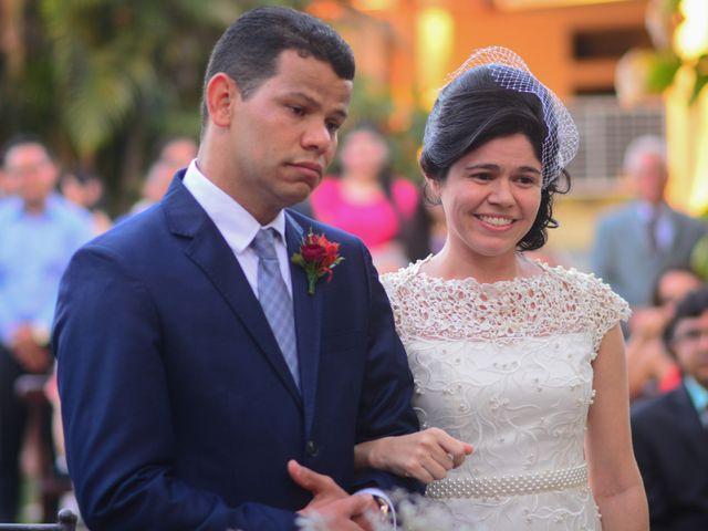 O casamento de Jair e Denise em Teresina, Piauí 13