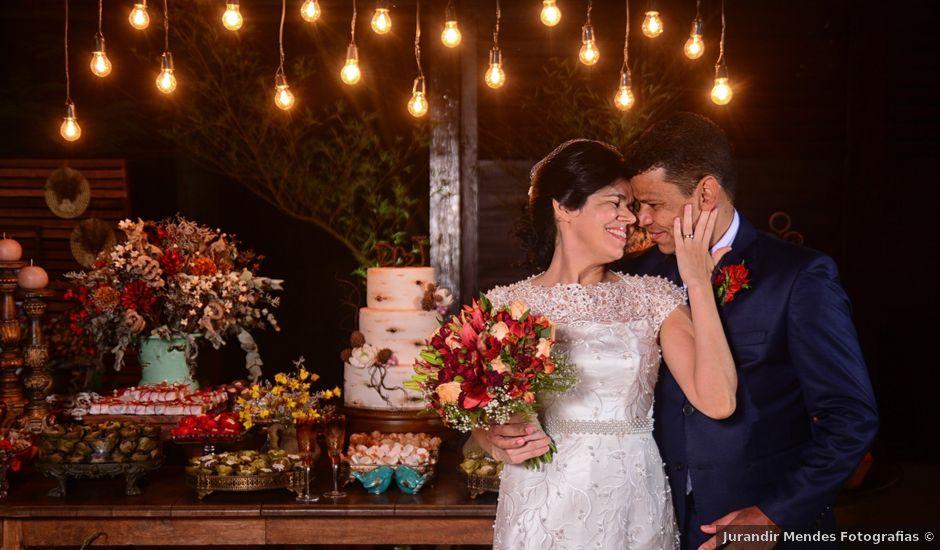 O casamento de Jair e Denise em Teresina, Piauí