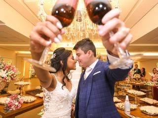 O casamento de Thaiana e Marcelo
