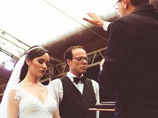 O casamento de Amanda e Cezar