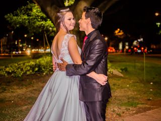 O casamento de Micaela e Eduardo