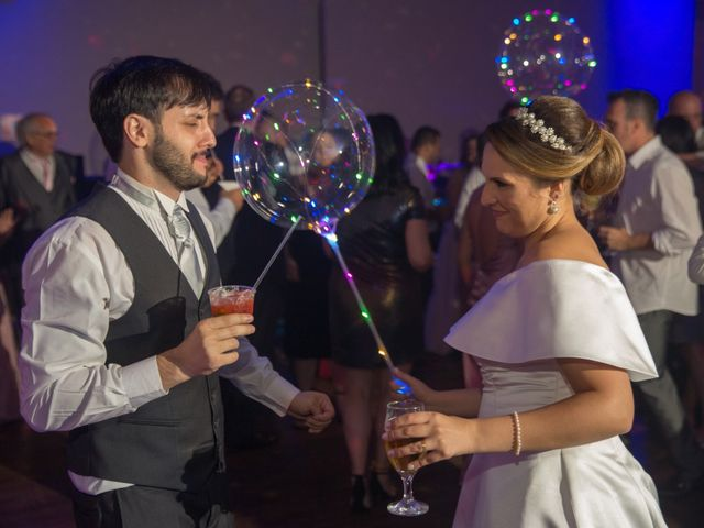 O casamento de Daniel e Caroline