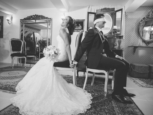 O casamento de Gabriela e Guillermo