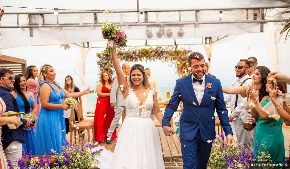 O casamento de Hugo e Jéssica em Armação dos Búzios, Rio de Janeiro