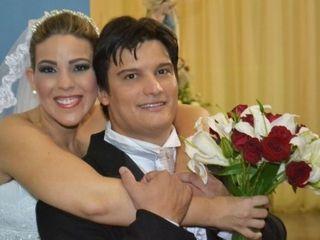 O casamento de Michele e José Batista 1