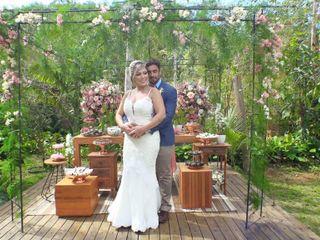 O casamento de Cinthia e Adriano