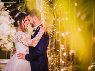 O casamento de Isabelle  e Gabriel