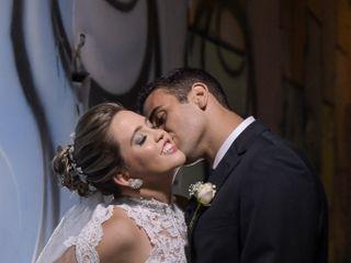 O casamento de Micaela e Tomaz