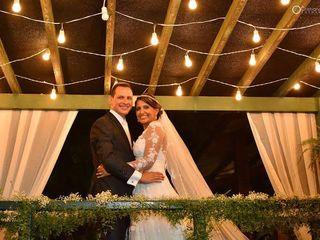 O casamento de Carolina e Ozéias 2