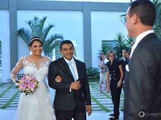 O casamento de Carolina e Ozéias 3