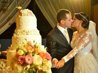 O casamento de Carolina e Ozéias