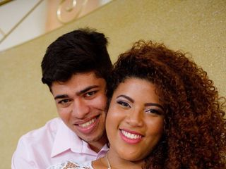 O casamento de Lucas  e Alexia Thayanne 2