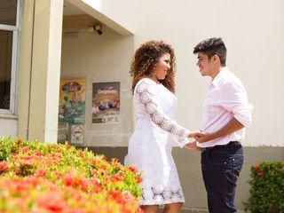 O casamento de Lucas  e Alexia Thayanne