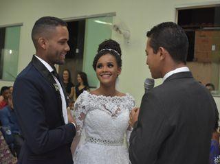 O casamento de Gabryella  e Felix