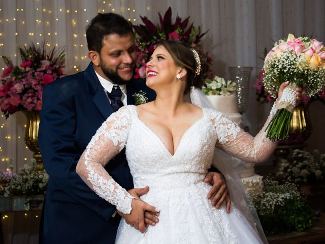 O casamento de Andreia e Edgar
