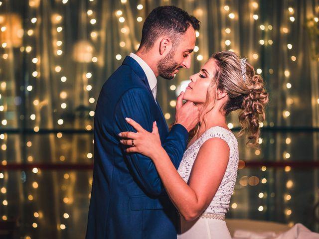 O casamento de Gislaine e Rodolfo