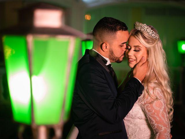 O casamento de Thaina e Alan