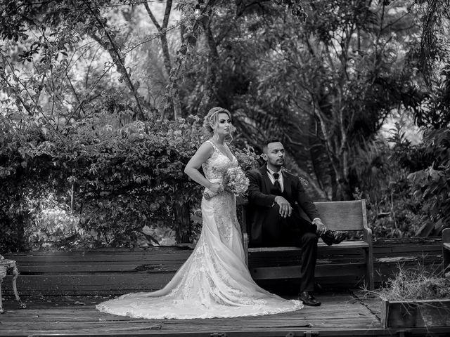 O casamento de Suellen e Weslley