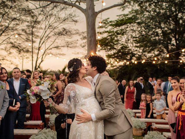 O casamento de Erica e João