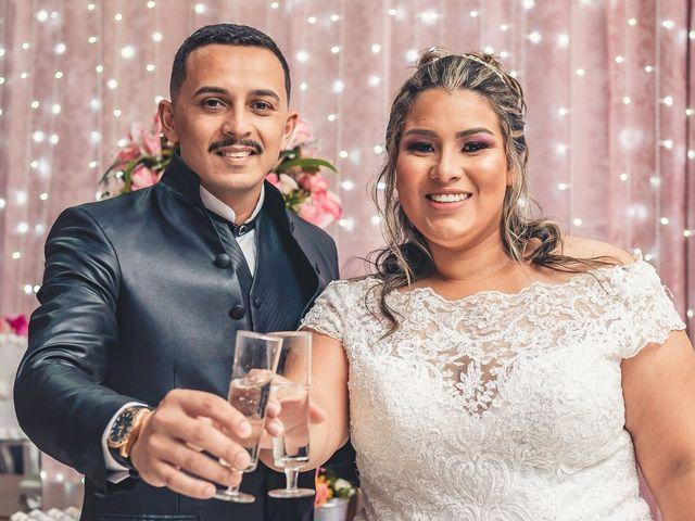 O casamento de Larissa e André