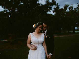 O casamento de Branna e Rafael