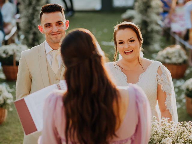 O casamento de Arielson e Maísa em Gaspar, Santa Catarina 63