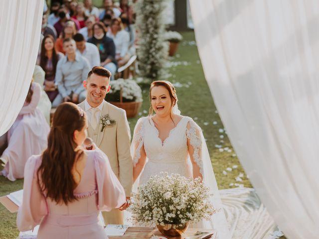 O casamento de Arielson e Maísa em Gaspar, Santa Catarina 64