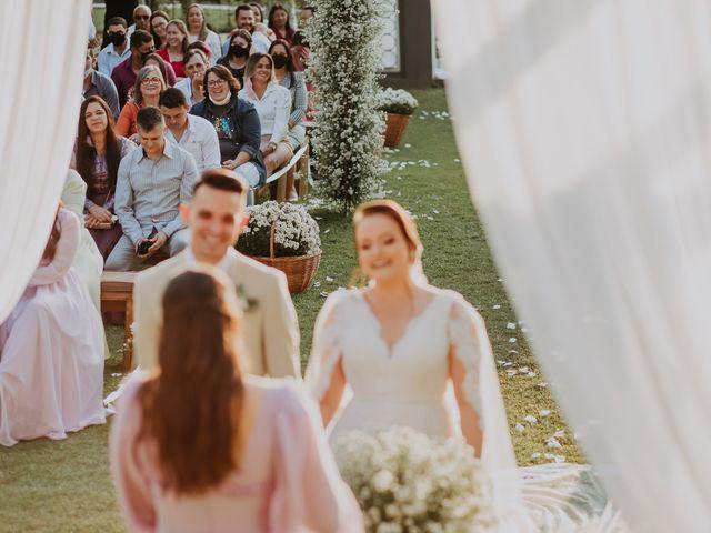 O casamento de Arielson e Maísa em Gaspar, Santa Catarina 65