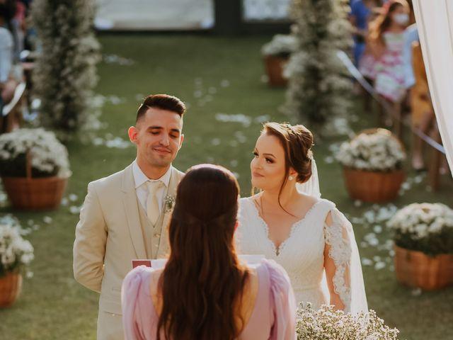 O casamento de Arielson e Maísa em Gaspar, Santa Catarina 66