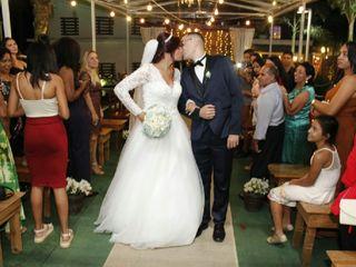 O casamento de Joyce  e Davi