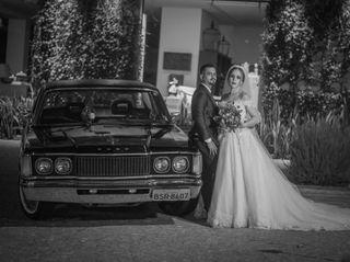O casamento de Lauany e David