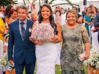 O casamento de Damares Priscilla e Samuel Rezende 3