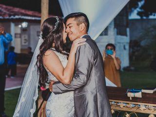 O casamento de Damares Priscilla e Samuel Rezende