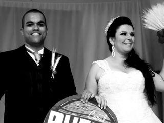 O casamento de Marcelo Bueno e Nathalia Bueno