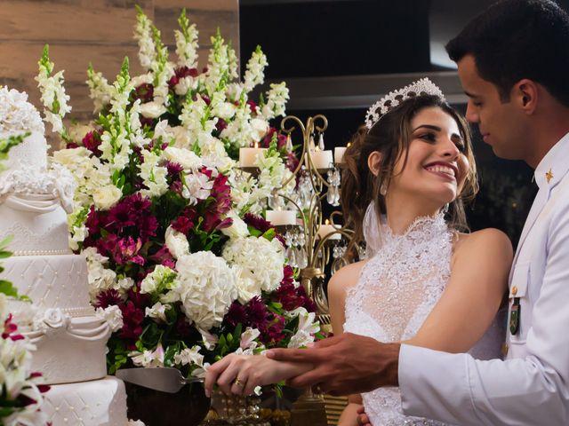 O casamento de Isabela e Uerlei