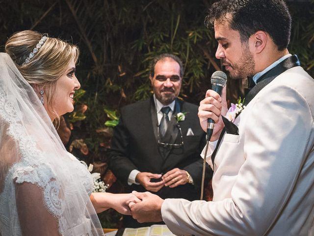 O casamento de Liara e Renan