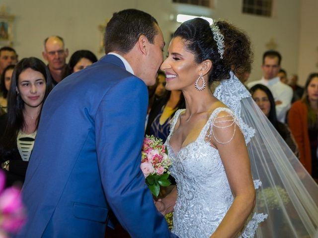 O casamento de Luiz e Priscila em Piedade dos Gerais, Minas Gerais 15