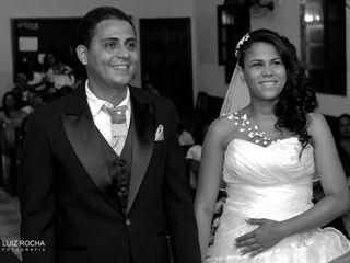 O casamento de Jorge Araújo e Sindi Lacerda