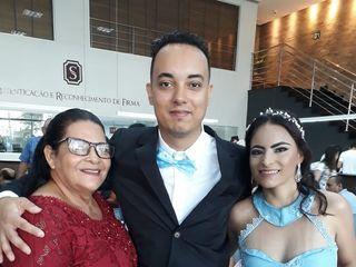 O casamento de Laiza e Fernando 1