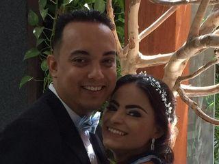 O casamento de Laiza e Fernando 3