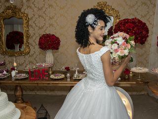 O casamento de Tais e Andrey