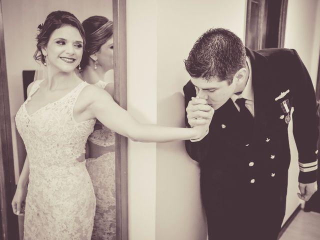 O casamento de Sarah e Júnior