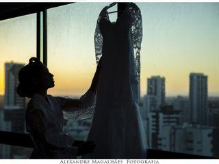O casamento de Débora Viana e Jhonatan Deyvis 1
