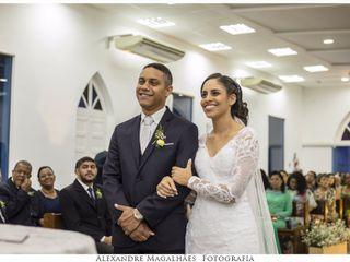 O casamento de Débora Viana e Jhonatan Deyvis