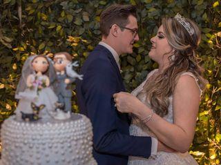 O casamento de Stephane e Márcio