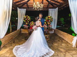 O casamento de Gleyciele e Wellington