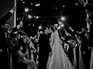 O casamento de Adriane e Gilmar