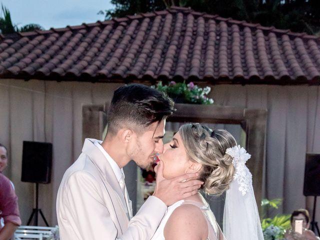 O casamento de Elisa e Edinelson