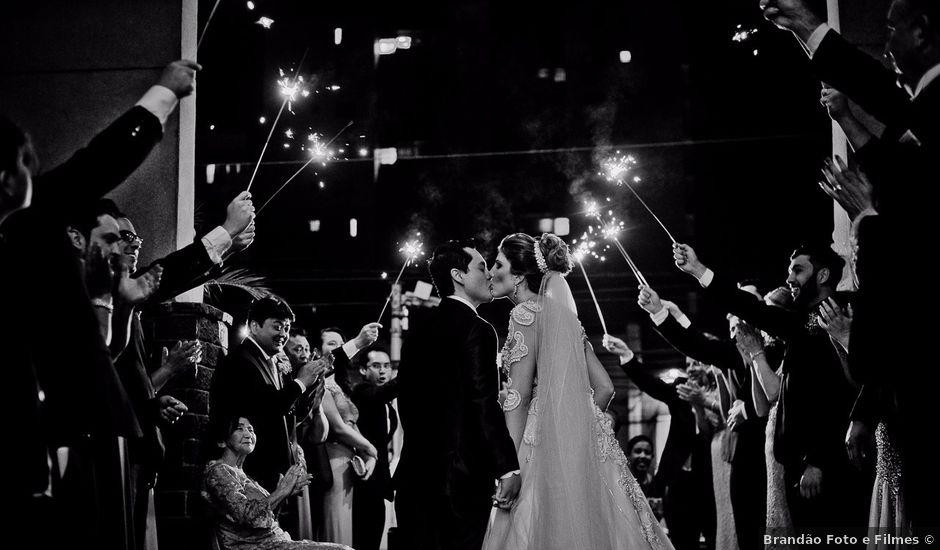 O casamento de Gilmar e Adriane em São Paulo, São Paulo