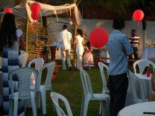 O casamento de Gláucia e Adonias 2